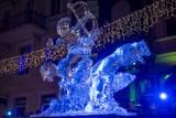 Poznań Ice Festival 2018: Fantastyczne rzeźby z lodu na Starym Rynku [ZDJĘCIA]