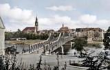 Stare zdjęcia Krosna Odrzańskiego w kolorze. Fotografie miasta przed II wojną światową. Tak wyglądało kiedyś Krosno