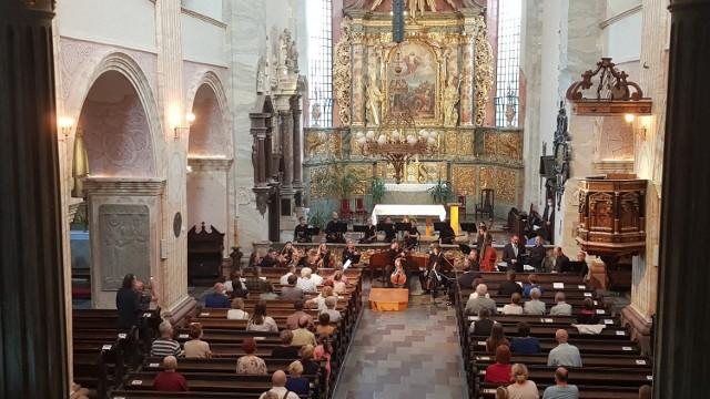 """Koncert specjalny """"Spotkanie czterech"""" odbył się w kościele garnizonowym w Kaliszu"""