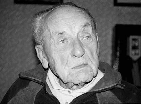 Rudolf Ramsza wychował wiele pokoleń cieszyniaków.   MICHAŁ PALUCH