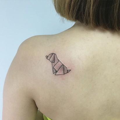 Najlepsze Tatuaże Z Psami Jakie Widzieliście świetne źródło