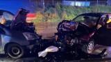 Wypadek na ulicy Piekoszowskiej w Kielcach. Kierowca audi pijany!