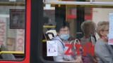 Spore kary za brak maseczki w autobusie, czy tramwaju! Od 500 zł do nawet 30 tys. zł