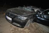 Wypadek w Annowie. Kierowca bmw był pod wpływem alkoholu. Ile mu grozi za kratami?