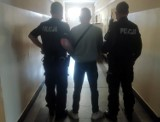 Młody mężczyzna zatrzymany za posiadanie narkotyków. Zaczęło się od braku maseczki