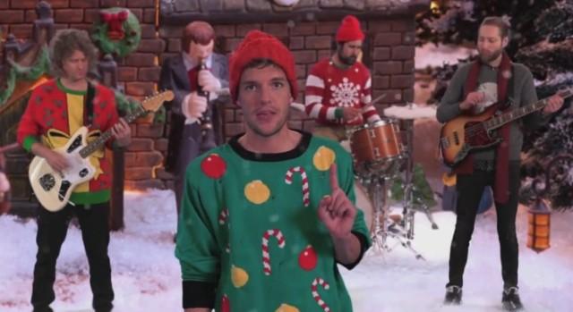 Świąteczna piosenka The Killers.