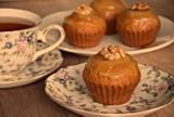 Muffinki marchewkowe ze słodką, migdałową polewą (PRZEPIS) Przysmak w sam raz na jesień