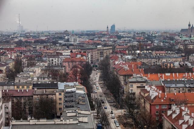 Kraków jest drugą co do wielkości metropolią w Polsce