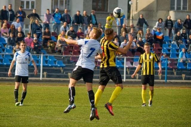 Piłkarze Sparty Brodnica na początek zmagań w meczach kontrolnych, wysoko przegrali z elbląską Olimpią.