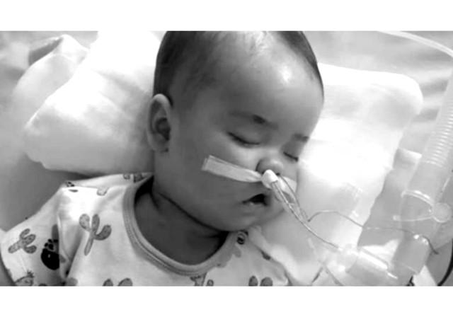Chłopiec od stycznia przebywał w szpitalu w Warszawie.