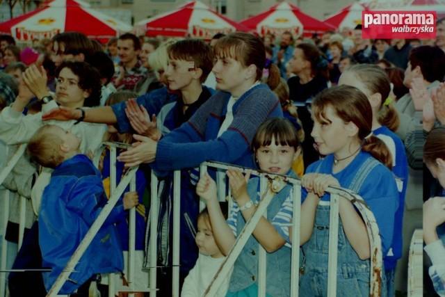 Majówki i festyny w Wałbrzychu 20 lat temu. Tak się bawiliśmy w 1999 roku!
