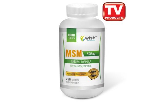 MSM siarka organiczna