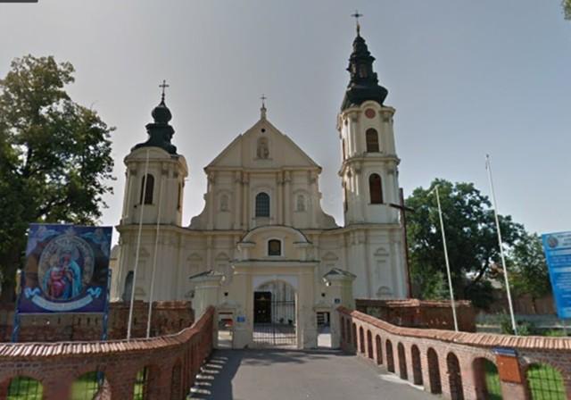 Sanktuarium Matki Bożej Leśniańskiej w Leśnej Podlaskiej