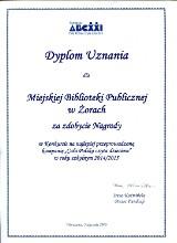 Żorska biblioteka wśród najlepszych w Polsce!
