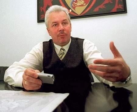 Część pieniędzy na wodę dla osiedla otrzymaliśmy od wojewody - mówi Mirosław Haniszewski. - Resztę dołożyliśmy z kasy gminy.   FOT. LESZK GRABOWY