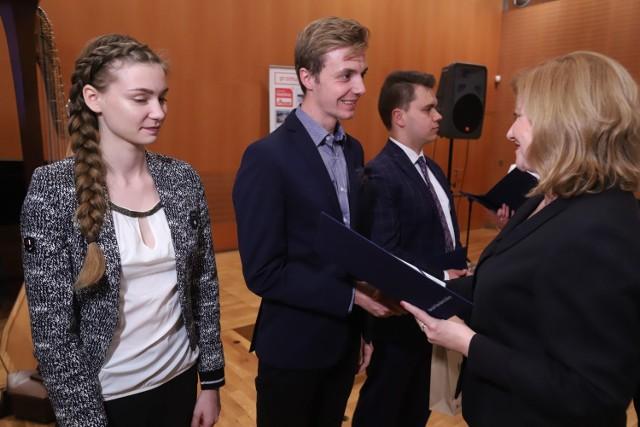 Stypendia Artystyczne i Naukowe Marszałka Województwa Łódzkiego 2019