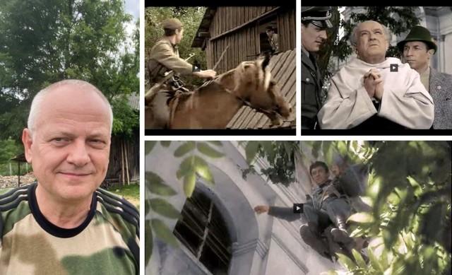 Zobaczcie zdjęcia autorstwa Sławomira Szeligi i porównajcie je ze słynnymi scenami z filmu kręconymi w klasztorze księży Filipinów i kościele św. Józefa w Poświętnem, młynie wodnym na Młynczysku oraz zagrodzie w Porębach >>>>>