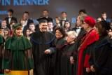 Kevin Kenner został doktorem honoris causa Akademii Muzycznej w Łodzi