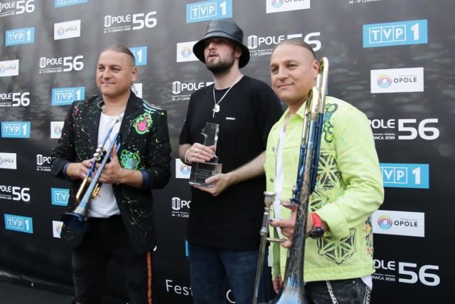Bedoes to najbardziej rozpoznawalny muzyk rodem z Bydgoszczy.