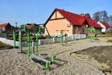 W gminie Kotla stanęły cztery plenerowe siłownie. Mają je mieszkańcy Kulowa, Grochowic, Moszowic i Zabiela