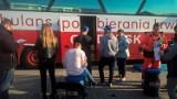 Zbiórka krwi w Pruszczu Gdańskim. Krwiobus stanie przy Poczcie Polskiej