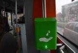 Gorzów. Do autobusów i tramwajów trafia 114 dezynfektorów