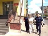 Grażyna F., która porzuciła ciało pracownika z Ukrainy w lesie, została złapana przez policję. Ukrywała się przed więzieniem