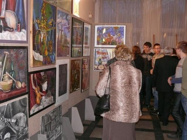 Wystawa w Starachowickim Centrum Kultury
