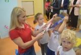 Karolina Naja i Ireneusz Krosny na otwarciu nowego żłobka i przedszkola w Tychach
