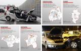 Gdzie dochodzi do wypadków w woj. śląskim? Zobaczcie listę najniebezpieczniejszych miejsc