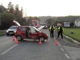 Policja szuka świadków wypadku w Paszynie