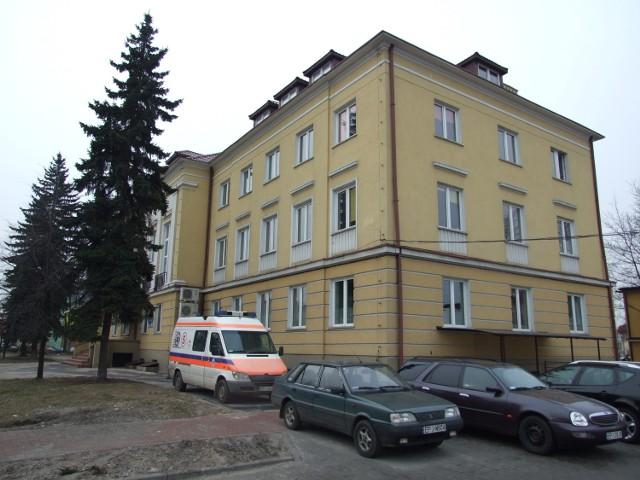 Szpital powiatowy w Pajęcznie