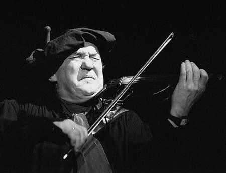Znakomity skrzypek jazzowy Michał Urbaniak zagra w przyszłym tygodniu w Bytomiu.