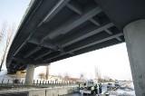 Uwaga na obwodnicy - rozpoczął się remont uszkodzonego wiaduktu w Borkowie