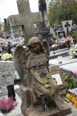 Wszystkich Świętych. O której msze na pleszewskich cmentarzach?