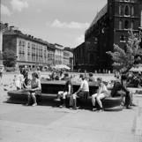 To wtedy powstał Jubilat, przebudowano Rynek, a mieszkańców paraliżował strach przed seryjnym mordercą. Zobacz Kraków lat 60. [ZDJĘCIA]