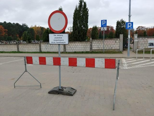 Białostockie cmentarze zamknięte
