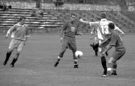Piłkarze Sarmacji w pucharze są znacznie skuteczniejsi niż w okręgówce.