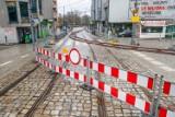 Ruszają prace w centrum Poznania - powstał nowy łuk torowy. Pięć linii tramwajowych zmieni swoje trasy, zaczną kursować dwie nowe