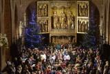 Katedra Poznańska: Wielkie kolędowanie na flażoletach [ZDJĘCIA]