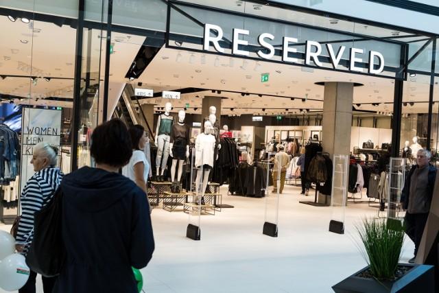Reserved i Reserved Kids to popularne marki, które zwabiają klientów do galerii handlowych.