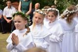 Pierwsza Komunia Święta odbyła się w Mieścisku
