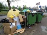Czy Miastu Kalisz grozi chaos śmieciowy? ZDJĘCIA