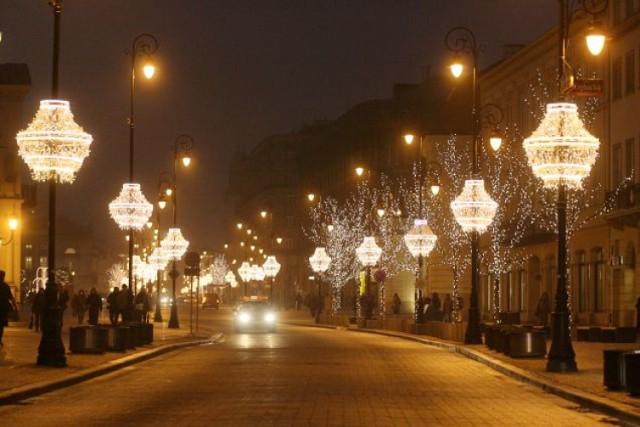 Warszawa na święta: Stolica szykuje się na Boże Narodzenie