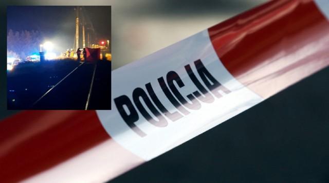 Do tragedii doszło w rejonie miejscowości Stróże w gminie Grybów.