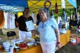Jarmark kaszubski w Jasieniu. Kaszubskie smakołyki i tradycyjne hafty (zdjęcia)