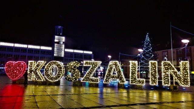 Cztery pory roku z Mec Koszalin Zima