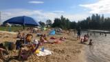Kąpielisko Żwirownia Kaniów pełne ludzi. Zobaczcie zdjęcia i... CENNIK 2020