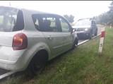 Kierujący miał prawie 3 promile alkoholu: Pojazd nie posiadał jednego koła [ZDJĘCIA]