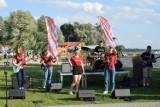 Zbąszyń: Koncert z jeziorem w tle - Zespół Triola Band - Prywatne Ognisko Muzyczne w Nowym Tomyślu - 29.07.2021 [Zdjęcia]